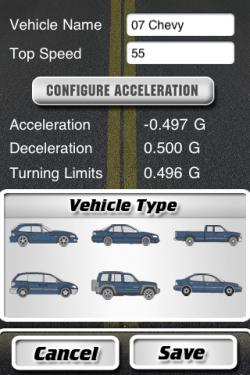 New App Provides Instant Notification of Car Speed and Acceleration Violations
